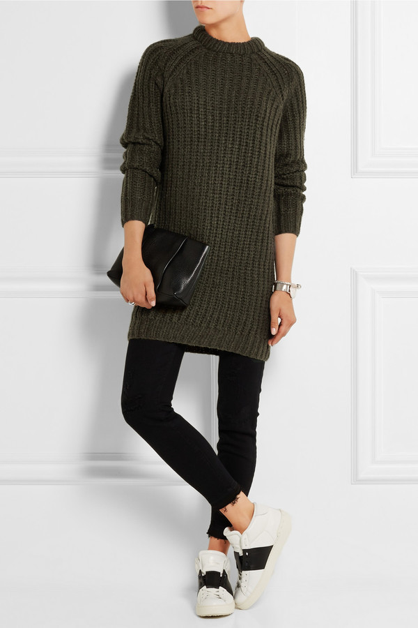 c5699c01e Nlst Fisherman Chunky Knit Sweater Dress