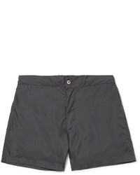 Officine Generale Roman Slim Fit Mid Length Swim Shorts