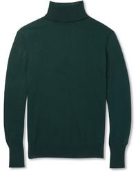 Thom Sweeney Rollneck Wool Sweater