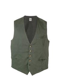 Eleventy Single Breasted Waistcoat