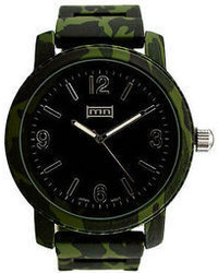 Dark Green Watch