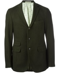 Massimo Alba Three Button Blazer