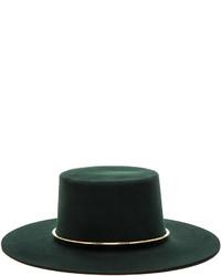 Janessa Leone Crisiant Hat