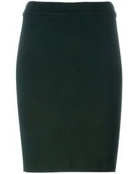 Alaa Vintage Classic Pencil Skirt