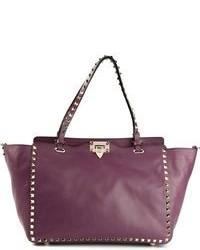 Dark Purple Bag