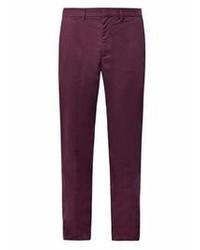 Dark purple chinos original 8838105