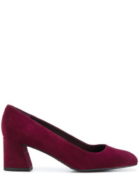 Pumps with chunky heel medium 4915311
