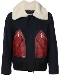Dsquared2 Contrast Pocket Coat
