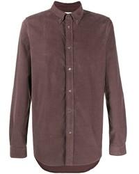 PS Paul Smith Long Sleeve Corduroy Shirt