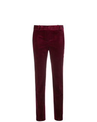 Theory Corduroy Slim Fit Trousers