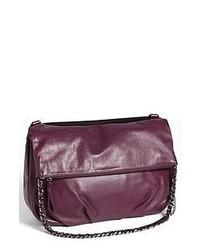 Dark Purple Crossbody Bag