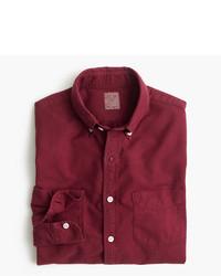 J.Crew Slim Oxford Shirt