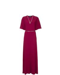 Deep v neck dress medium 7434622