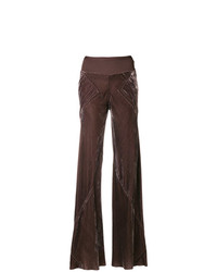 Rick Owens Flared Trousers