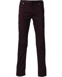 Dark Purple Jeans