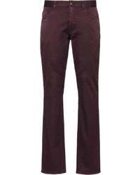 Prada Five Pocket Tapered Jeans