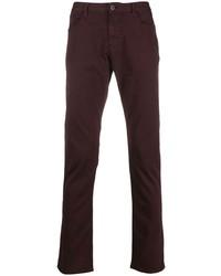 Emporio Armani J06 Mid Rise Straight Leg Jeans