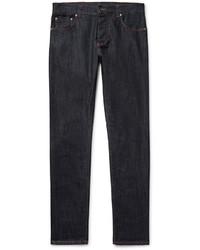 Isaia Slim Fit Stretch Denim Jeans