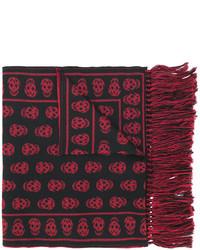 Skull knit scarf medium 3993585
