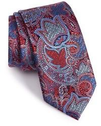 Paisley silk tie medium 1044106