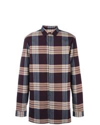 Plaid shirt medium 7141265