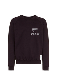 Satisfy Run In Peace Sweatshirt