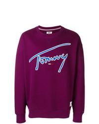 Tommy Jeans Signature Logo Sweatshirt