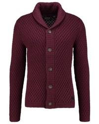 Cardigan burgundy medium 4209810