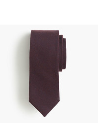 J.Crew English Wool Silk Oxford Tie