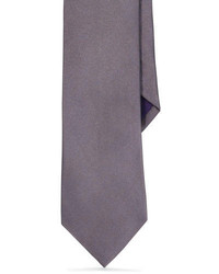 Ralph Lauren Purple Label Silk Satin Tie