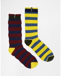 Pepe Jeans 2 Pack Socks