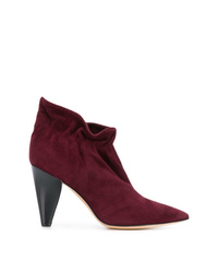 Derek Lam Slip On Ankle Boots