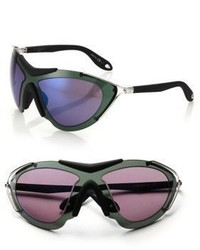 Dark Purple Sunglasses