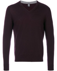 Dark Purple Sweatshirt