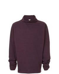 H Beauty&Youth Roll Neck T Shirt