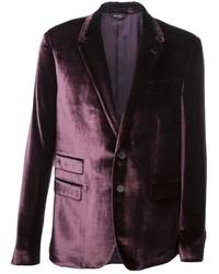 Gents tailored fit velvet blazer medium 26749