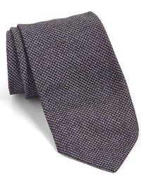 John Varvatos Star Usa Woven Silk Tie