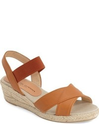 Elastic wedge sandals original 9686798