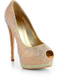 Embellished Pumps