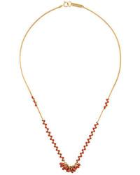 Isabel Marant Beaded Necklace