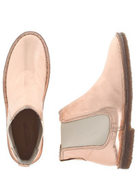 J.Crew Girls Metallic Pull On Boots