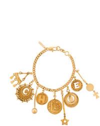 Chloé Branded Charm Bracelet