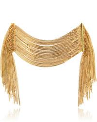Chloé Delfine Gold Tone Bracelet