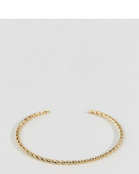 Designb London Chain Cuff Bracelet In Gold To Asos
