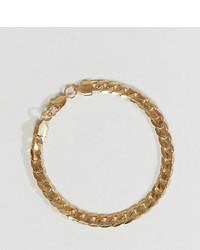 Reclaimed Vintage Inspired Curb Link Bracelet