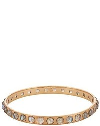 Irene Neuwirth Labradorite Rose Gold Bangle