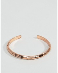 81470074e77 ... Silver Out of stock · Icon Brand Metal Cuff Bangle Bracelet In Rose Gold