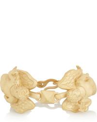 Valentino Virgo Gold Tone Bracelet