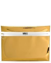 MM6 MAISON MARGIELA Metallic Clutch