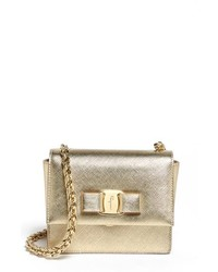 Gold Crossbody Bag